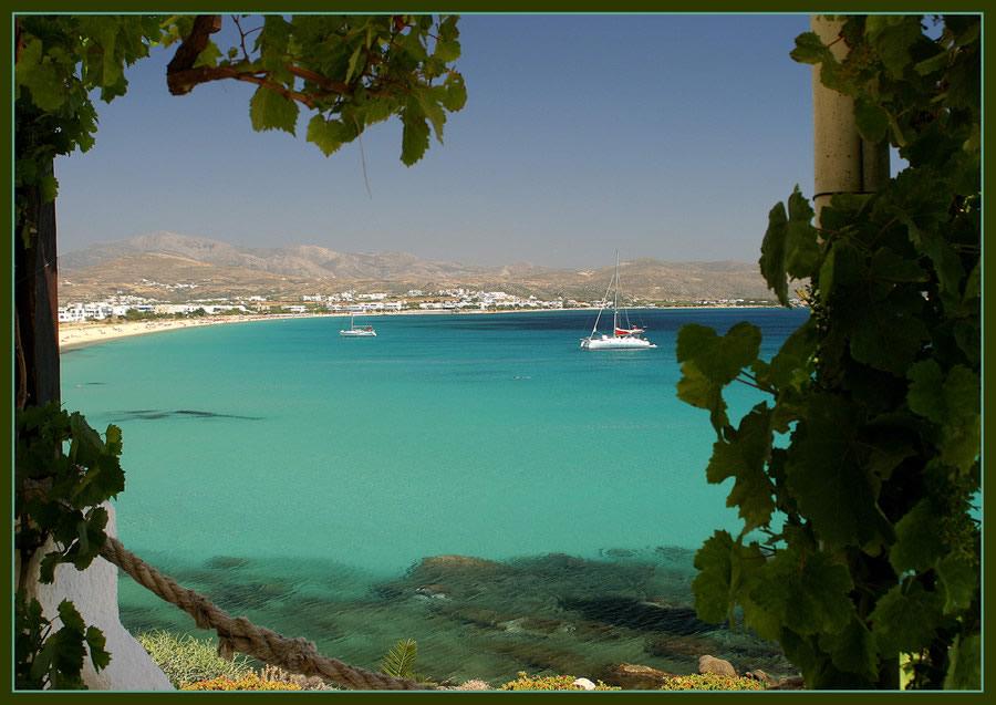 Agios Prokopios Beach Koulas Pension Red Lake Agios